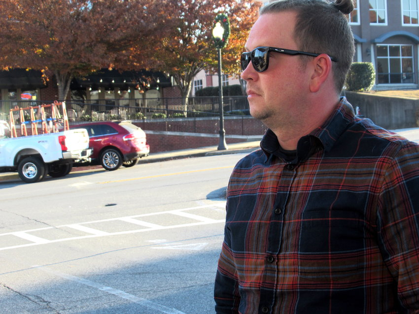 Zach Choate, 35, went through the throes of substance dependency after returning from military service in Iraq.