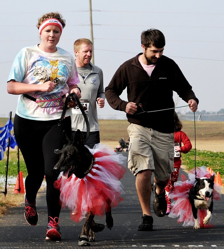 The third annual Jingle Jog 5K will raise funds and awareness for Tranquility House Dec. 7.