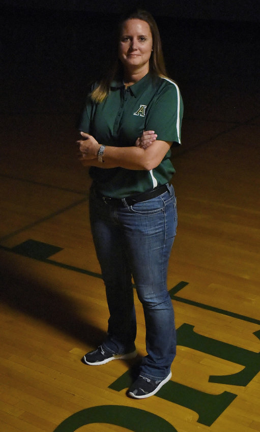 Adairsville High School Athletic Director Meredith Barnhill has been named the Region 6-AAA Athletic Director of the Year for the fifth consecutive time.
