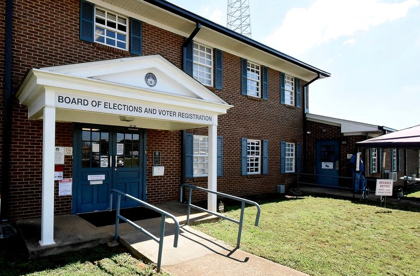 Absentee ballots in Bartow County will begin being counted on Tuesday, as advance voting enters its final week ahead of June 9's primary elections.