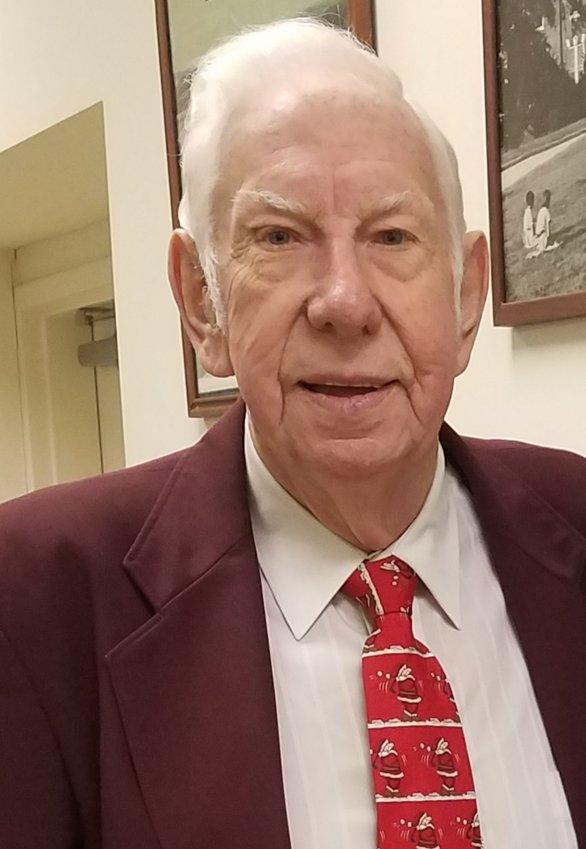 Reverend Charles Moore