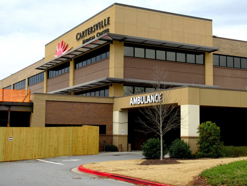 Cartersville Medical Center reported 18 in-house COVID-19-positive patients Tuesday morning — by that afternoon, the number had increased to 21.