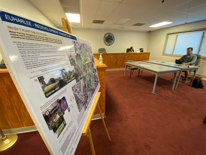 Euharlee officials discussed short-term and long-term revenue generation plans at a public meeting Tuesday evening.