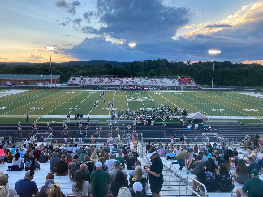 The Adairsville Tigers triumphed over the Chattooga Indians 35-28 in Friday night's season opener.