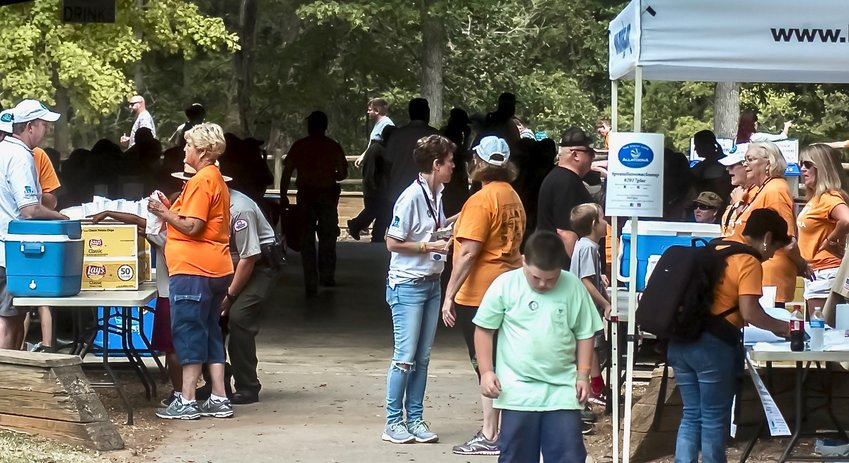 The Great Lake Allatoona Cleanup will be presented Oct. 3 without its Volunteer Appreciation Picnic and Expo.