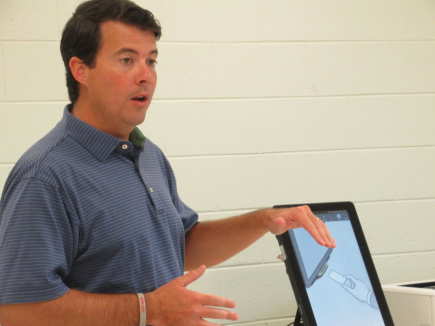 A referendum item proposed by District 15 State Rep. Matthew Gambill (R, Cartersville) is on ballots statewide this fall.