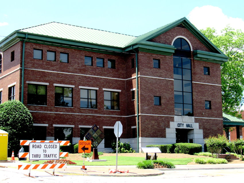 Compared to August 2019's numbers, the City of Cartersville's general fund revenues for August 2020 were down more than $2 million.