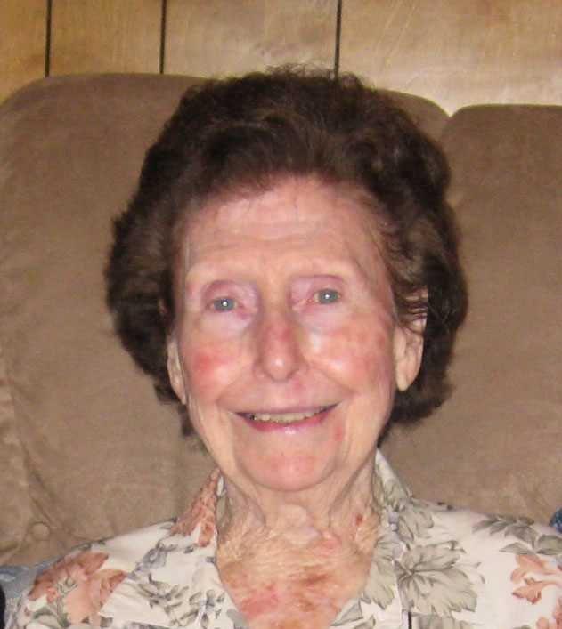 Evelyn Elizabeth Durden Potter