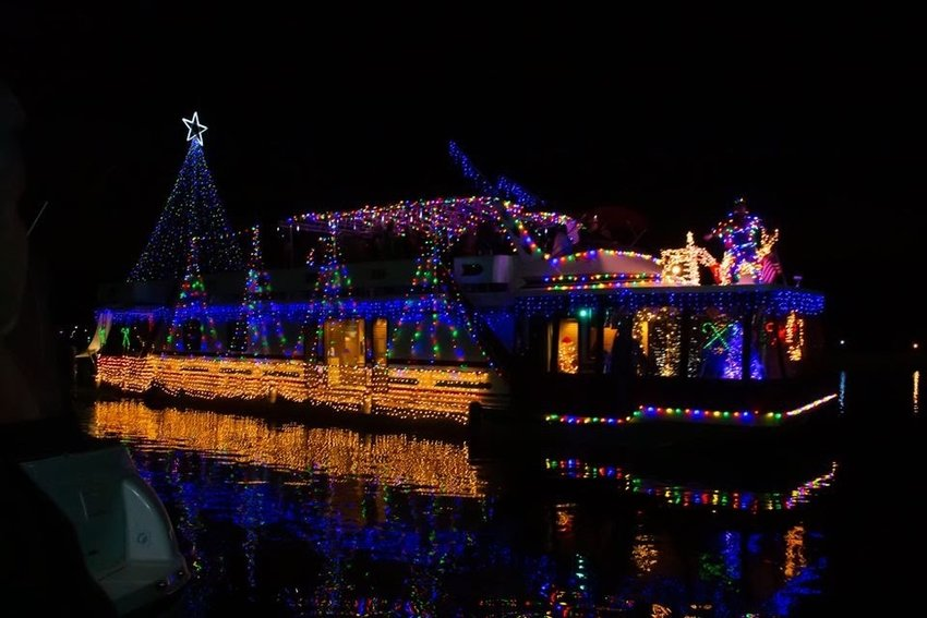 "The Lake Allatoona Association will present the ""Lights on the Lake"" Christmas Boat Parade Dec. 5."