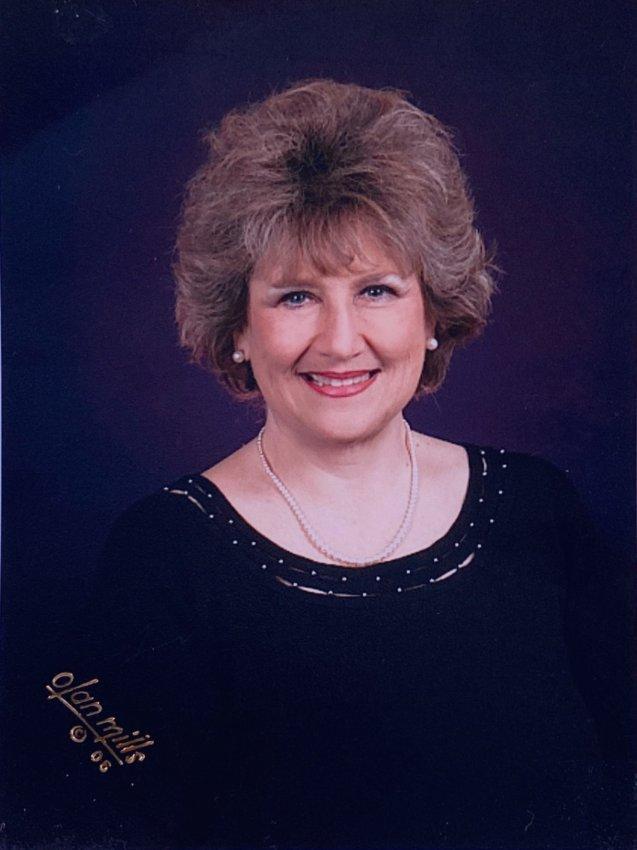 June Carol Lewis Goss
