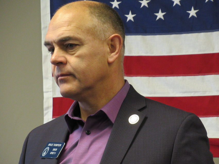 District 14 State Sen. Bruce Thompson said he's personally witnessed what he believes to be election fraud, further stating he's involved in two lawsuits contesting the 2020 presidential election results.