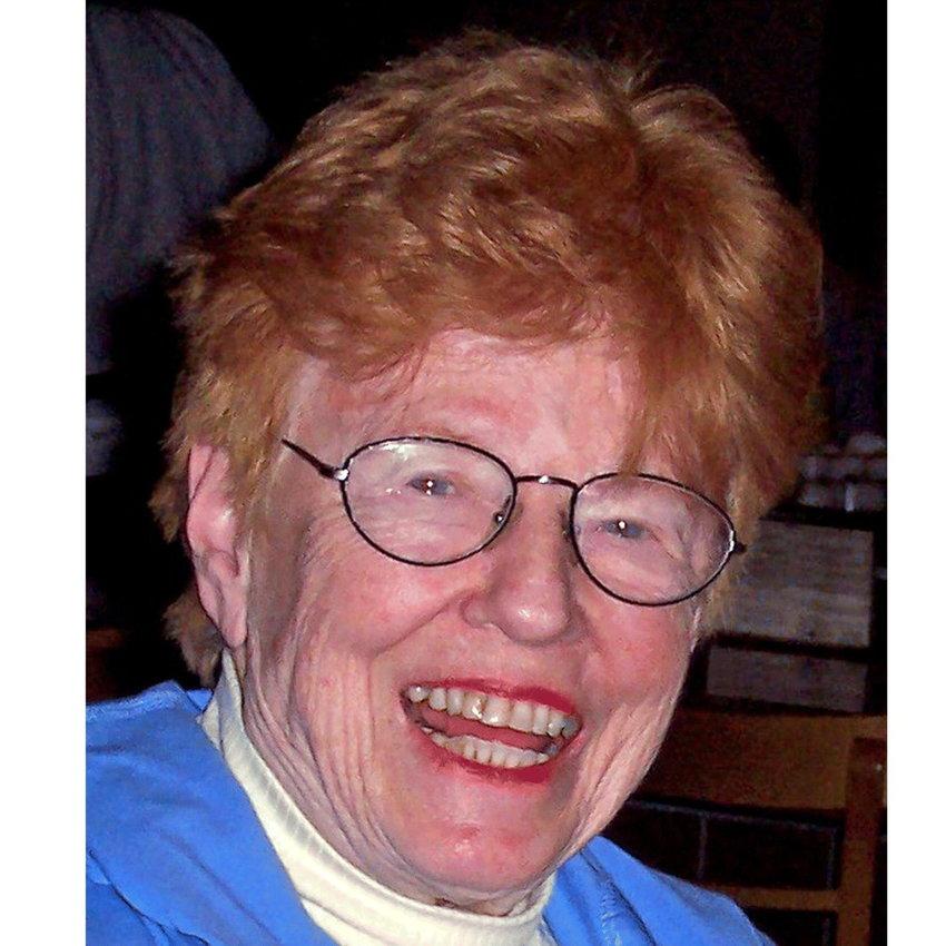 Margaret Cook Kordecki Muller