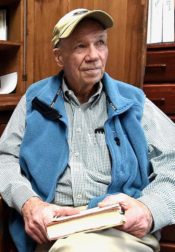 "Local historian James Barry ""J.B."" Tate died Sunday at the age of 83."
