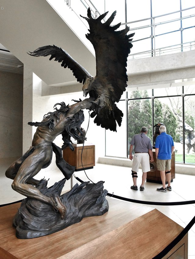 The Booth Western Art Museum is striving to defend its USA Today 10Best Readers' Choice Awards title. Online voting for this year's Best Art Museum contest ends Monday at noon.