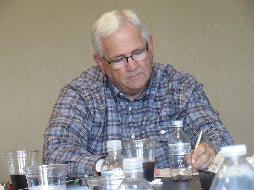 Bartow-Cartersville Joint Development Authority Chairman James Jarrett.