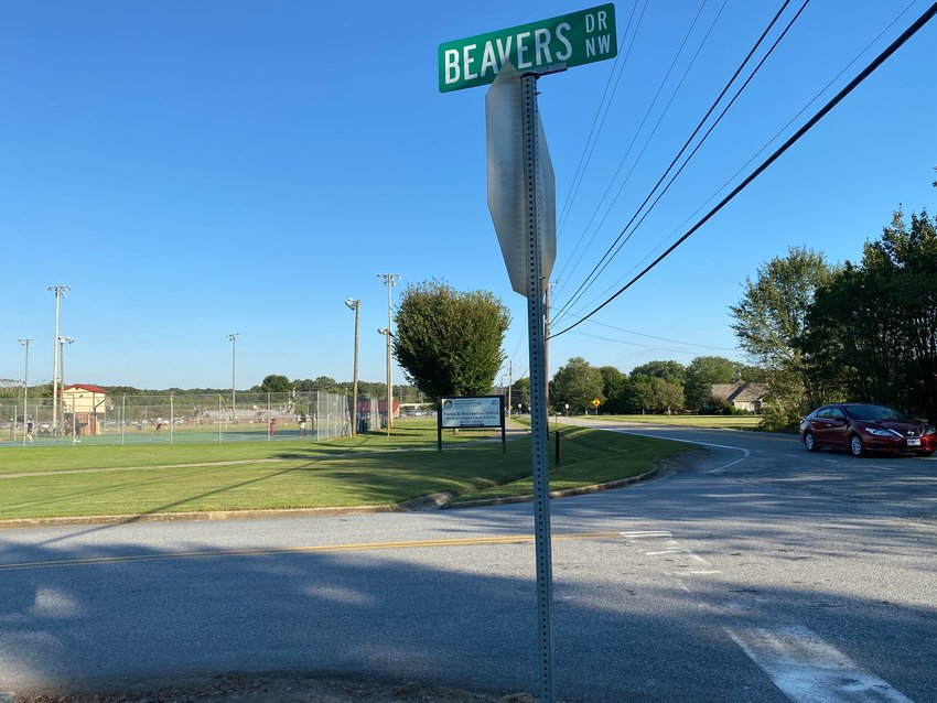 A new roundabout project along Beavers Drive and Kingston Highway is expected to be completed within one year.
