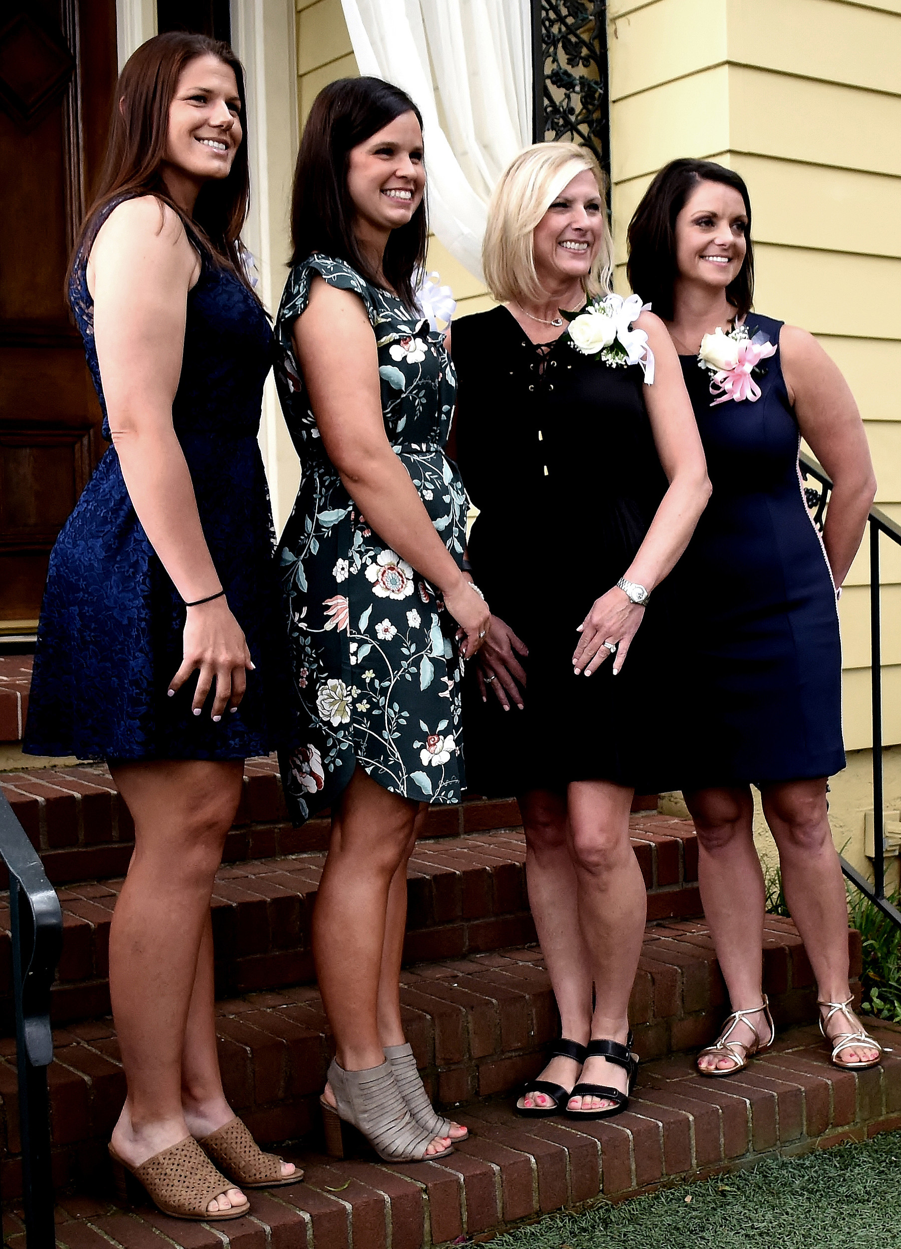 Cartersville's four Teachers of the Year are, from left, Shannon Suarez from Cartersville Elementary, Dr. Kim Foster from Cartersville High, Leighanne Young from Cartersville Primary and system winner Sara Bright from Cartersville Middle.