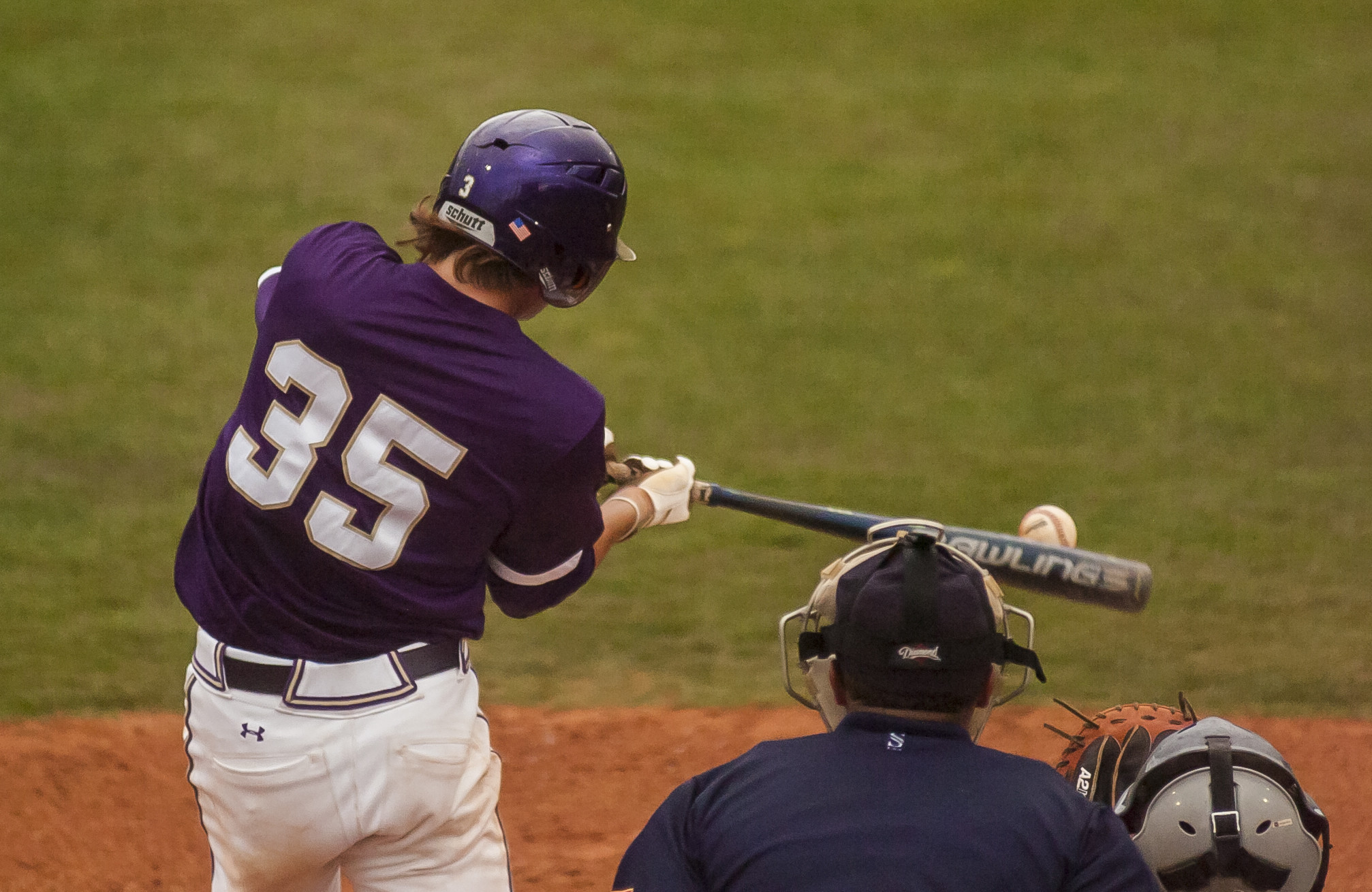 Cartersville sophomore Josh Davis put together a solid Class 4A state semifinal series. He drove in the go-ahead run in Game 1, hit a game-tying homer in Game 2 and had a key sacrifice bunt to start a late rally in the deciding win.