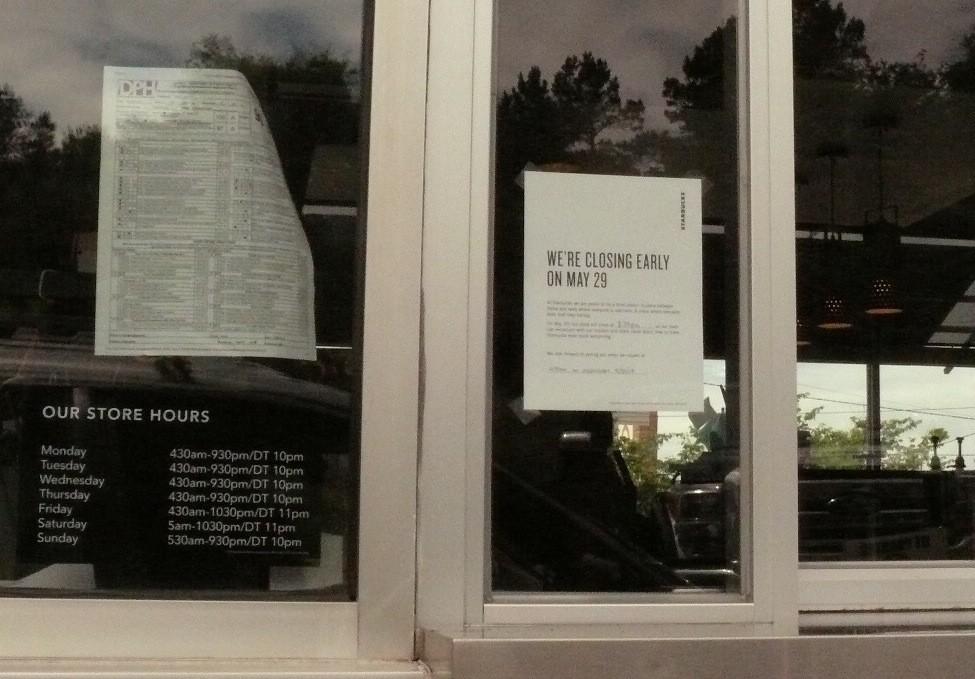 Local Starbucks Store Closes For Anti Bias Training The