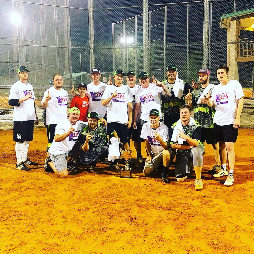 Bartow-based All Weather took home the Georgia Recreation and Park Association's Men's Open Equalizer championship over the weekend.