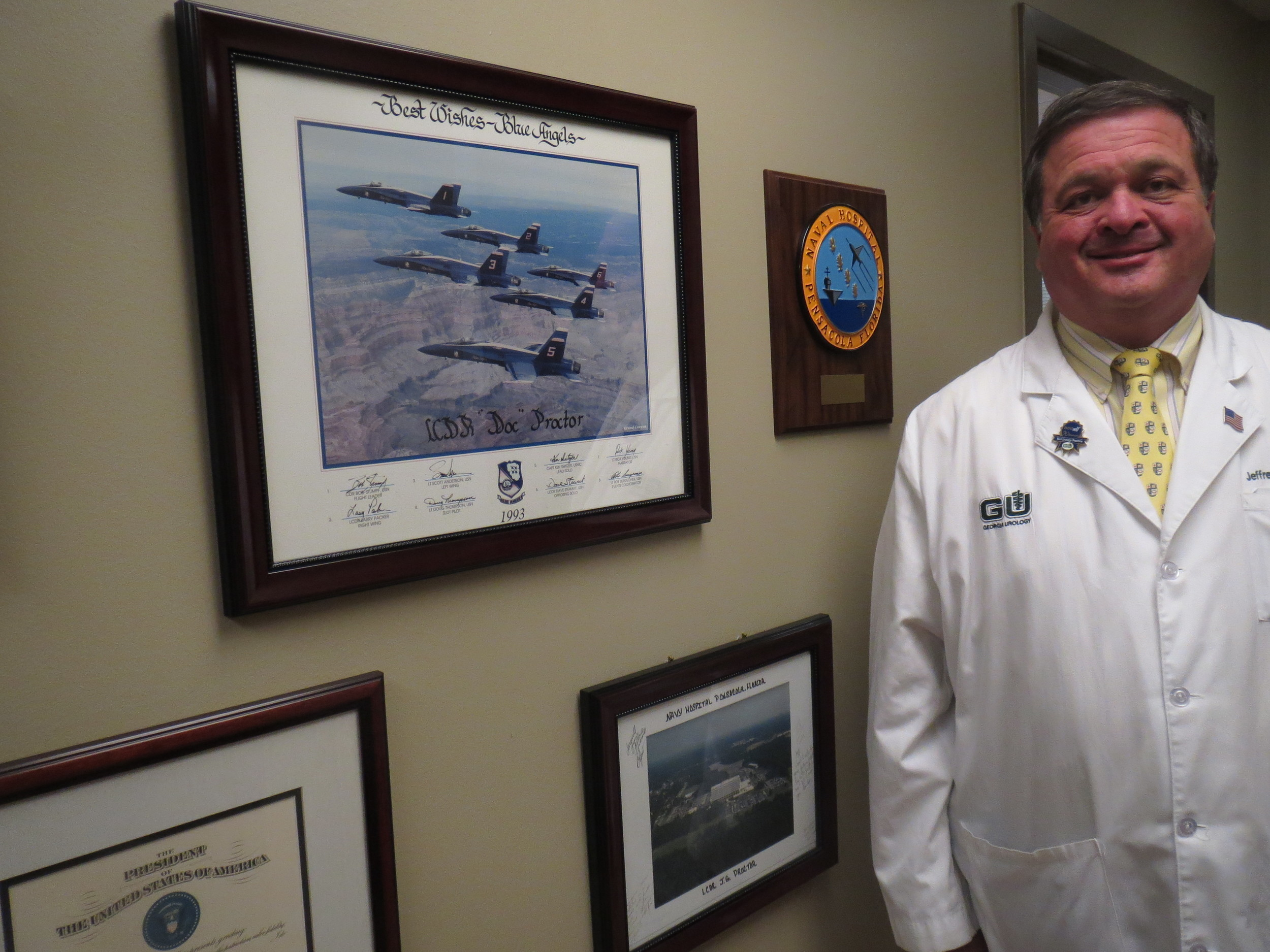 Bartow Bio: Longtime Cartersville physician named one of