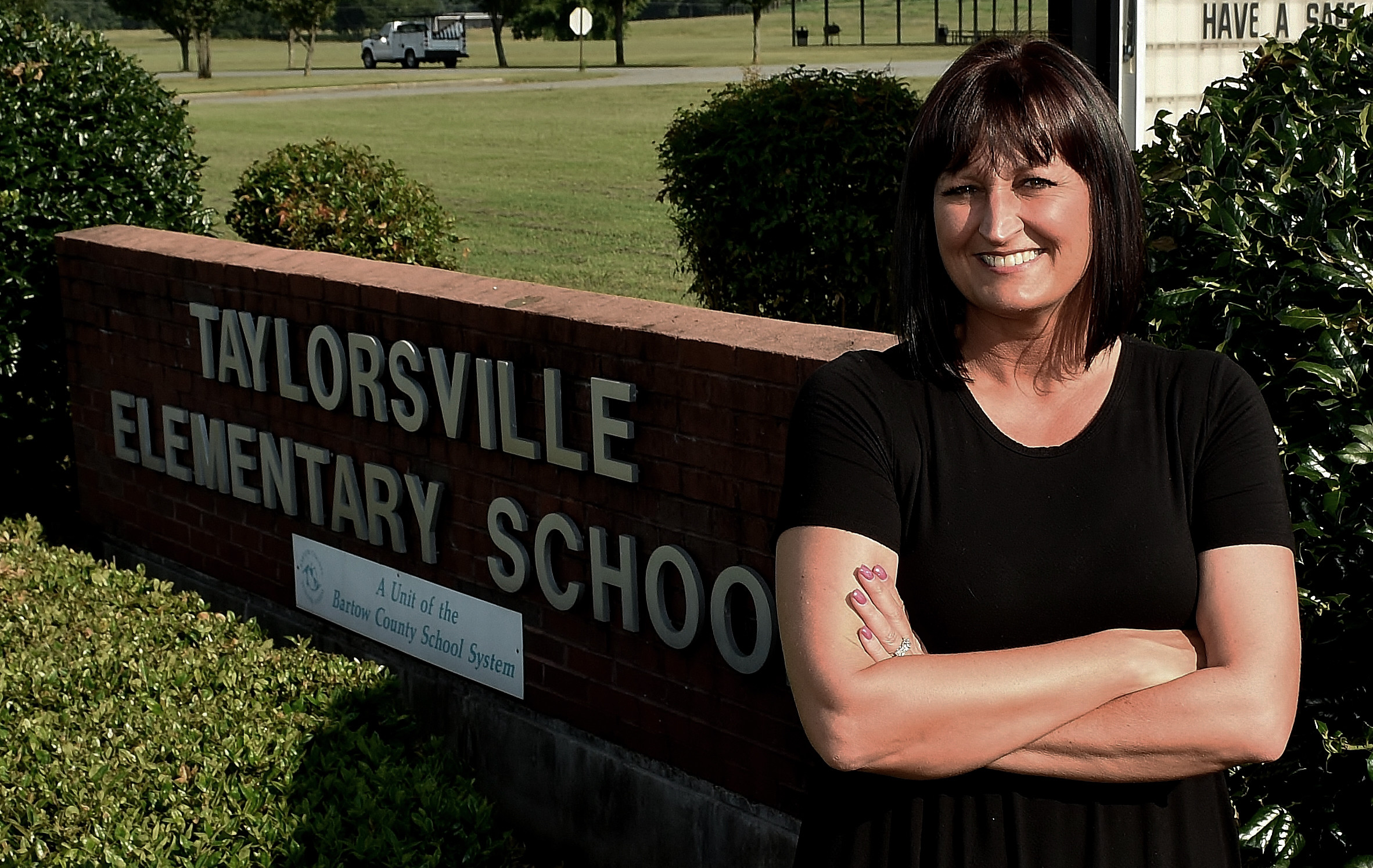 Jennifer Miller, the new Taylorsville Elementary principal, was a middle school assistant principal before coming to Bartow.