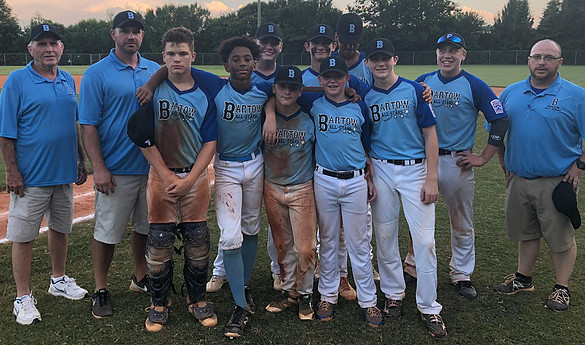 Bartow Junior LL falls in winner-take-all state title game