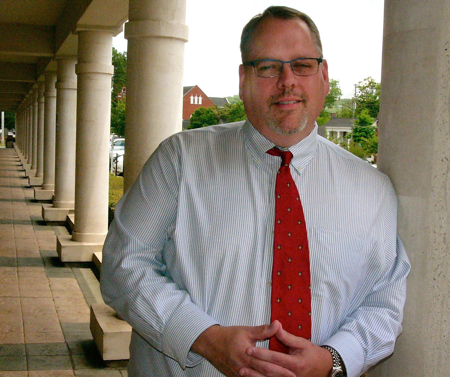 Bartow County Manager Peter Olson