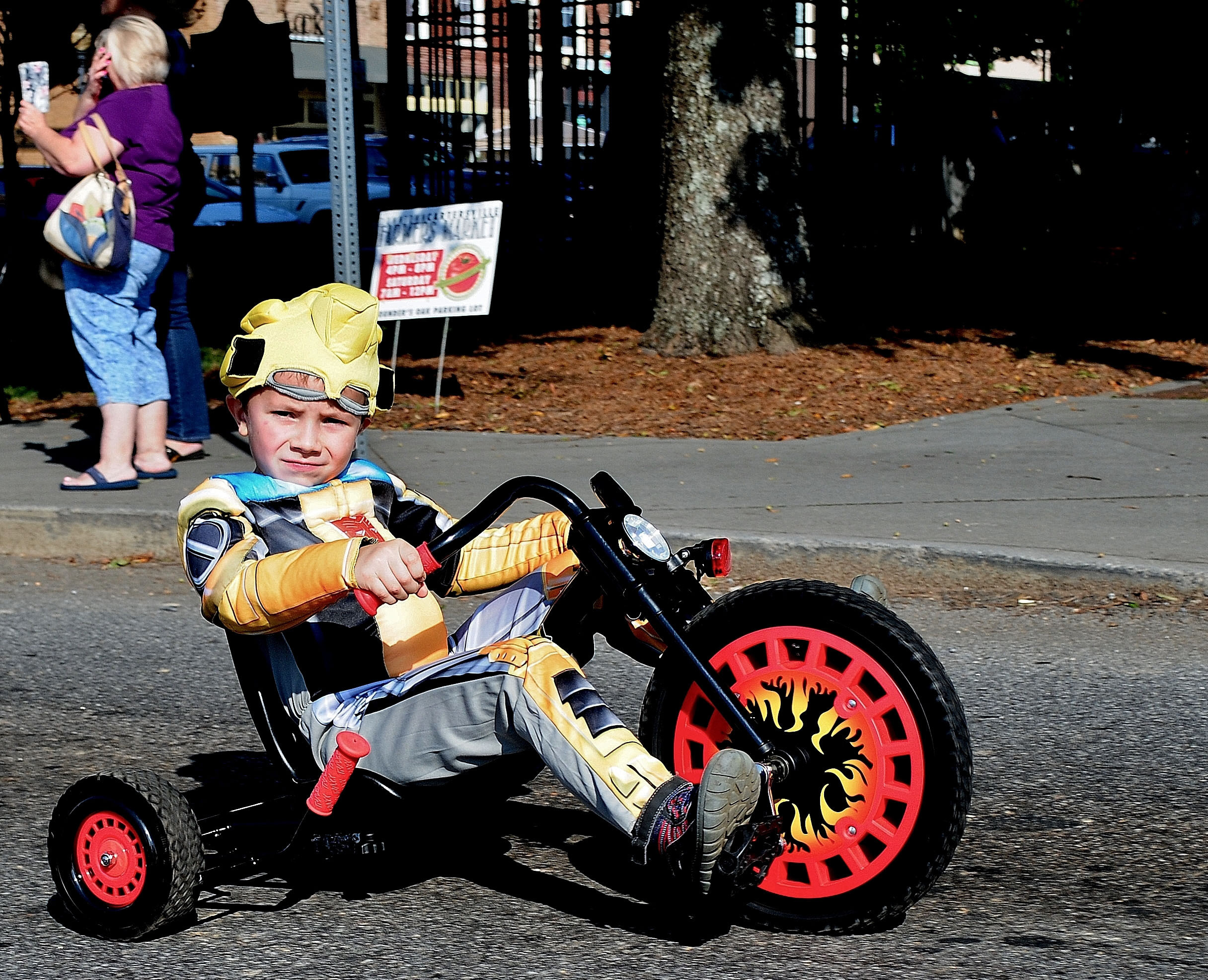 The 62nd annual Kiddie Day Parade, presented by the Kiwanis Club of Cartersville, took place in downtown Cartersville last year.