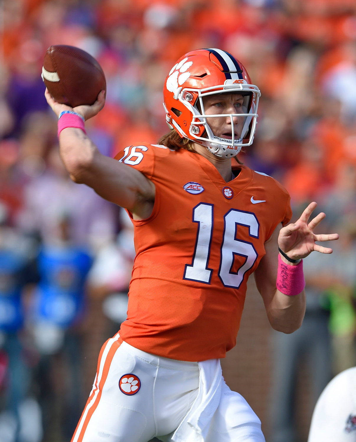 Lawrence leads Clemson to rout of NC State | The Daily ...