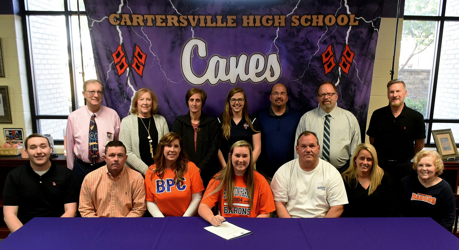 Brewton Parker College >> Canes Setter Hunter Set To Play At Brewton Parker The