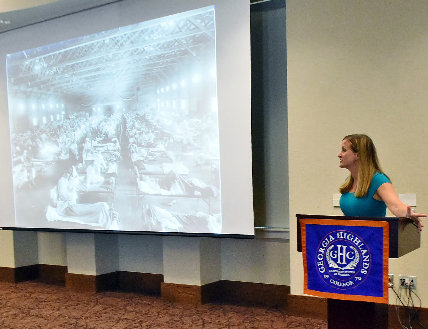 GHC speakers discuss history of Native American diseases