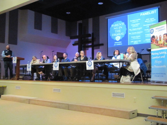 "A panel of experts and officials from law enforcement, education and government services assembled for Thursday night's ""Parenting in the Digital Age"" discussion in Cartersville."