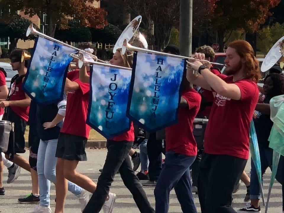 WHS Clarinetist Wins Bob Hope Band Scholarship Marching Band Ready