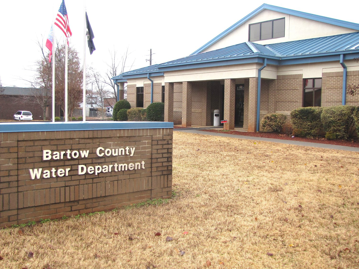 Bartow County is accepting bids for a water main project along Highway 411 until Jan. 10.