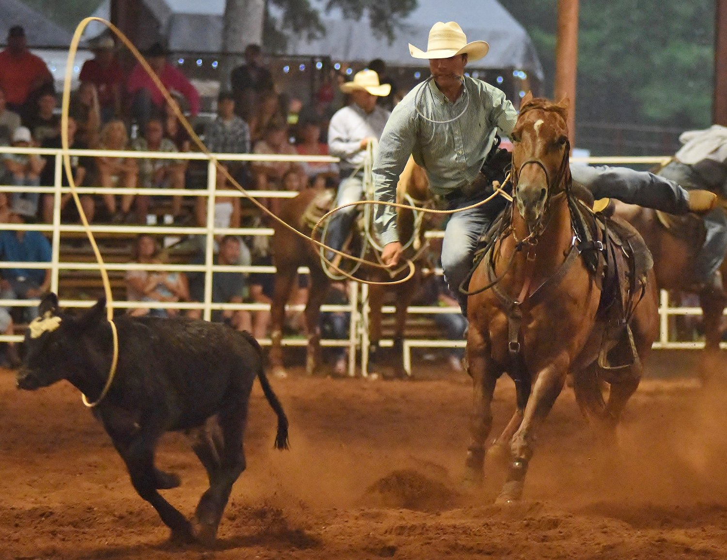 2018 Bartow County rodeo