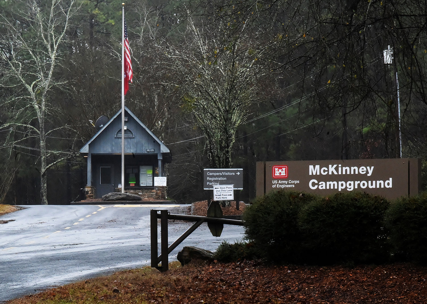 Corps' Allatoona Lake day use areas, campgrounds go cashless