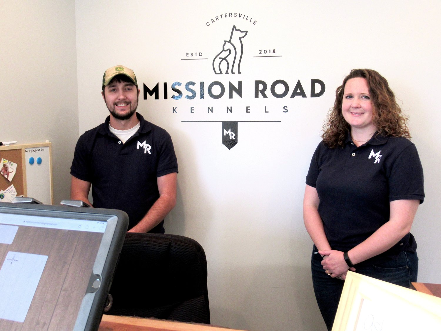For Cartersville residents Rebecca and Jon Tyler Ylvisaker, opening a pet care facility has been a dream more than half a decade in the making.