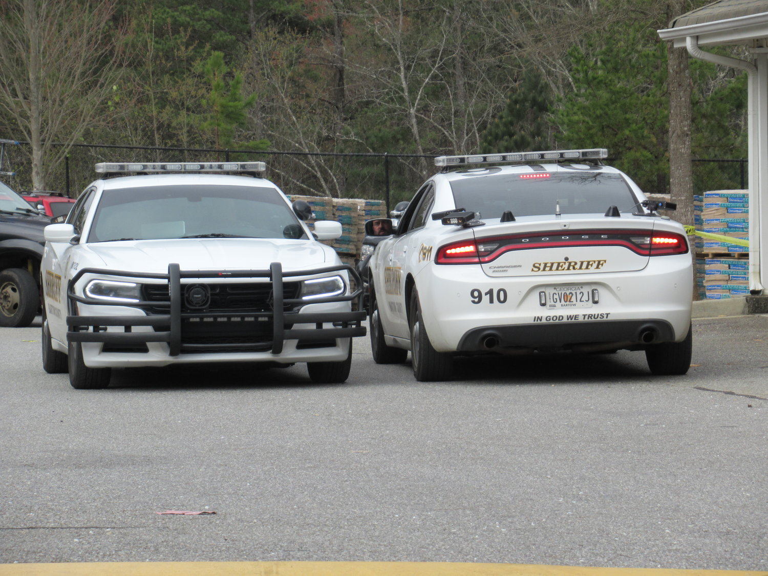 Bartow County Sheriff's Office deputies responded to a shooting at the Somerset Club Apartments Tuesday morning.