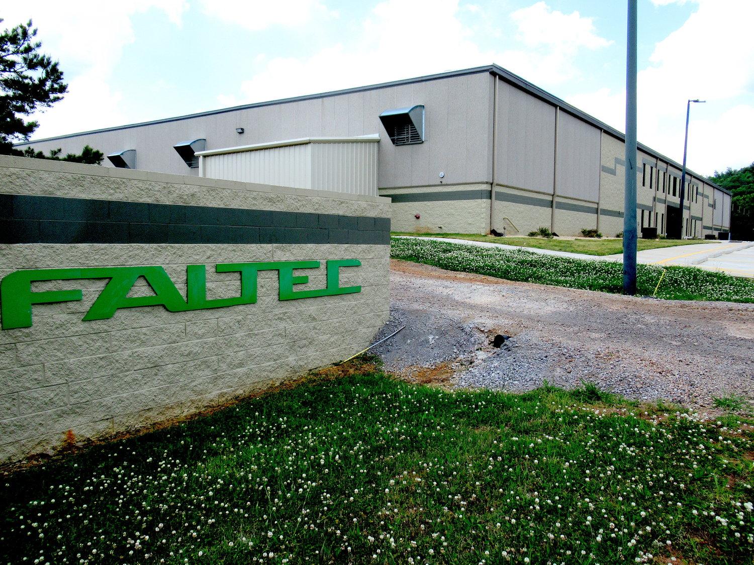 Faltec America, Inc. is expected to lay off more than 40 employees at its Adairsville manufacturing facility next month.
