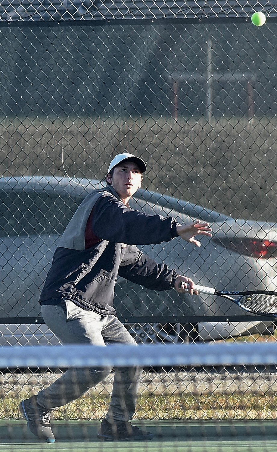 Woodland junior Bryce VanOrder was one of three Bartow County tennis players named to the all-Region 7-AAAAA team, as announced Wednesday.