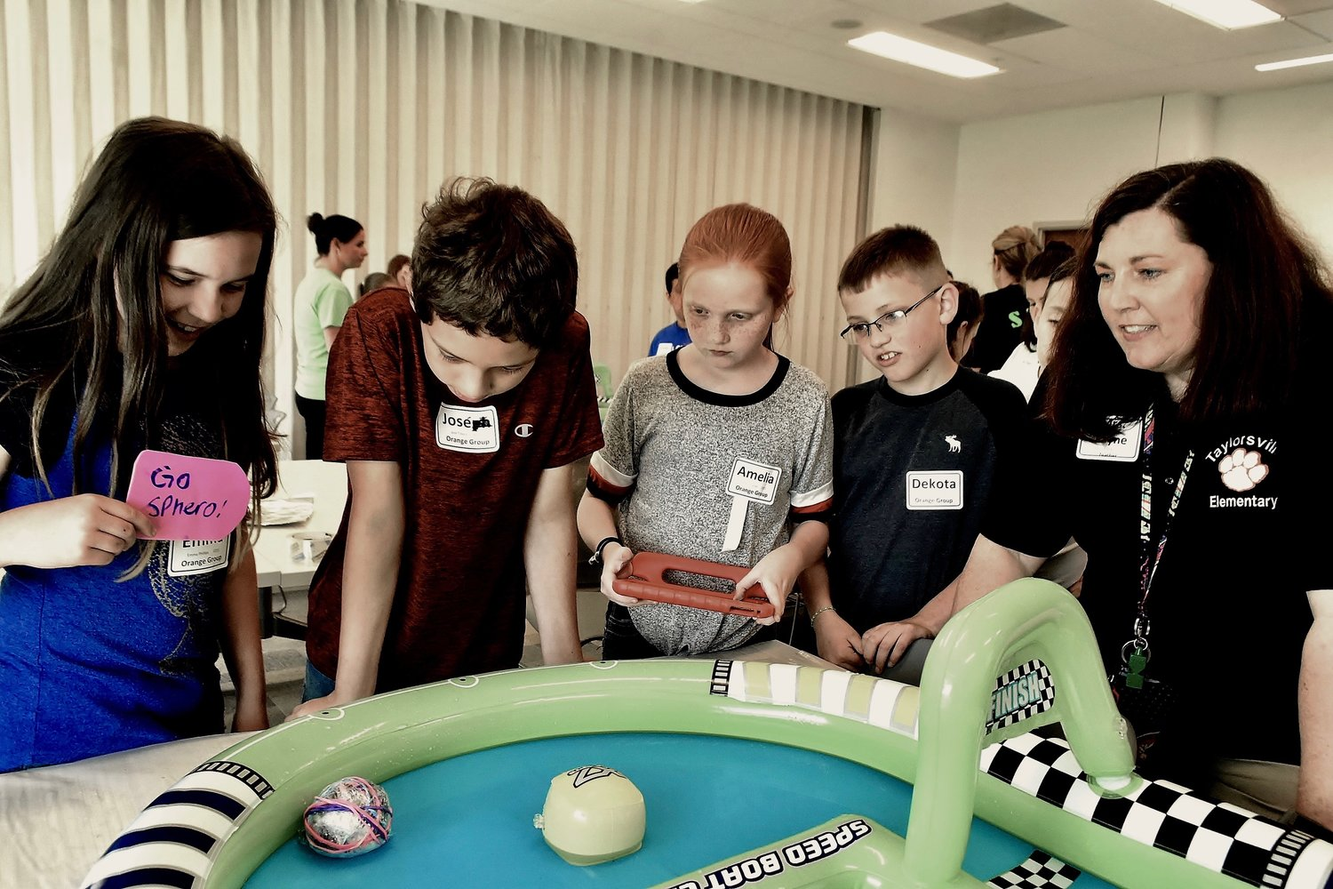 County's 4th-, 5th-graders take STEM field trip to GHC | The