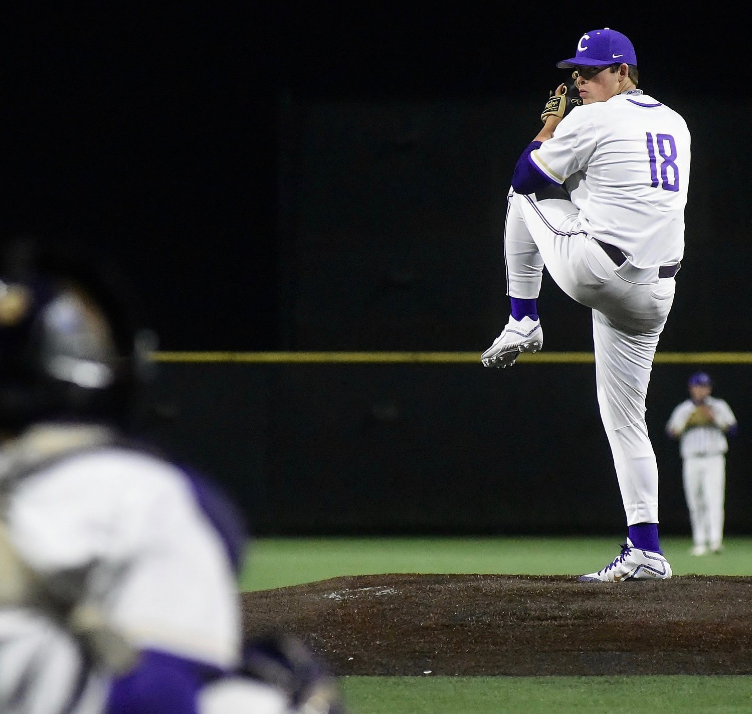 Cartersville senior right-hander Mason Barnett was named the Daily Tribune News pitcher of the year.