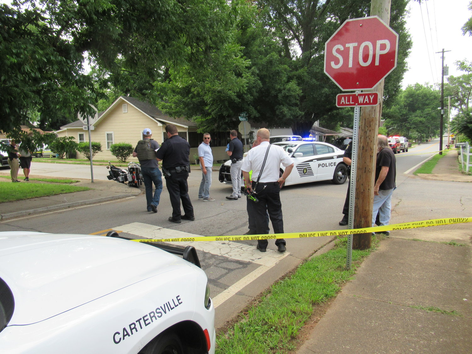 One injured in shooting off Tennessee Street | The Daily