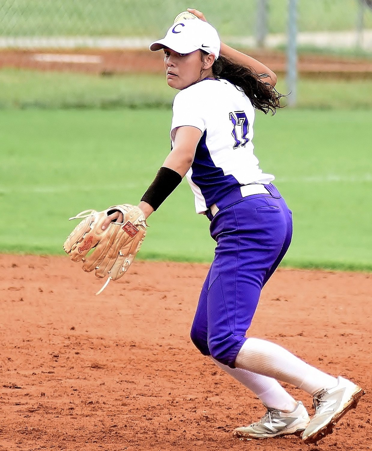 Cio Seigler will be one of three seniors on the Cartersville softball team this fall. With a large number of players with varsity experience returning and the addition of a few talented youngsters, the Canes hope to produce a successful 2019 season.