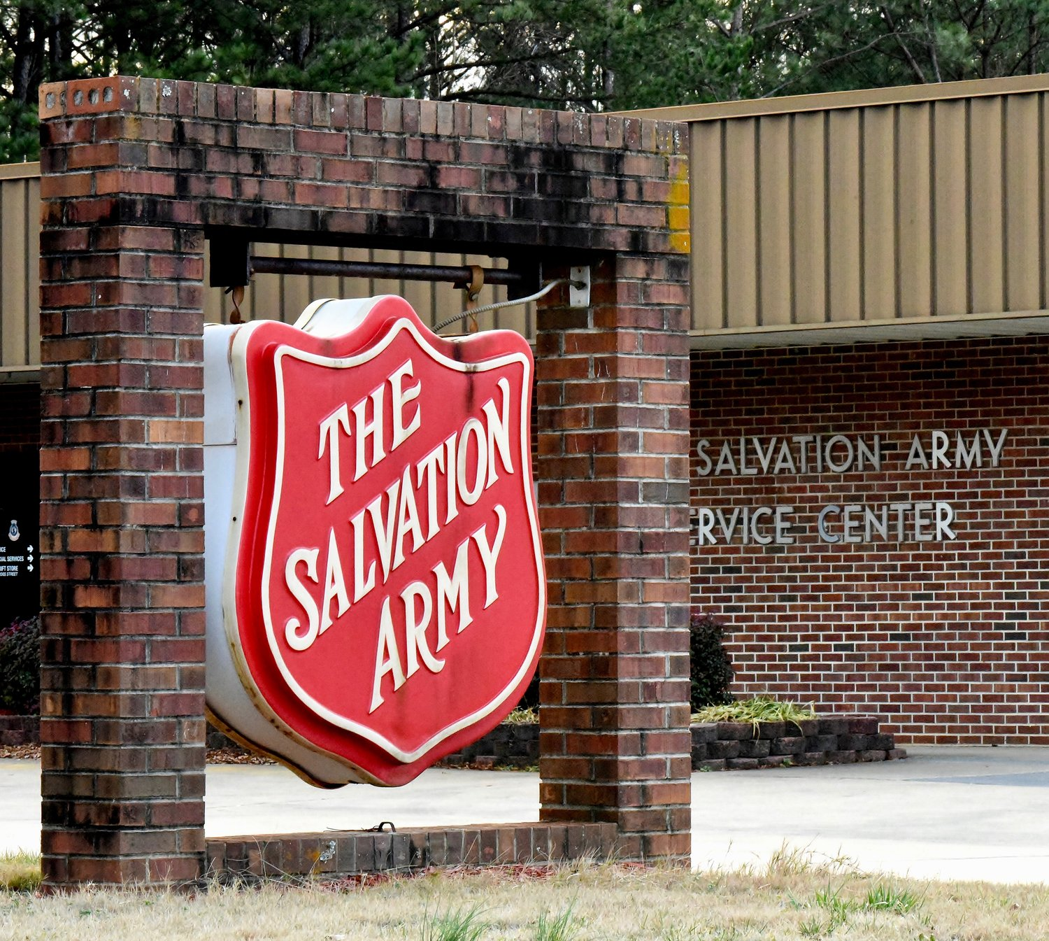 The Salvation Army's social service office is located at 16 Felton Place in Cartersville.