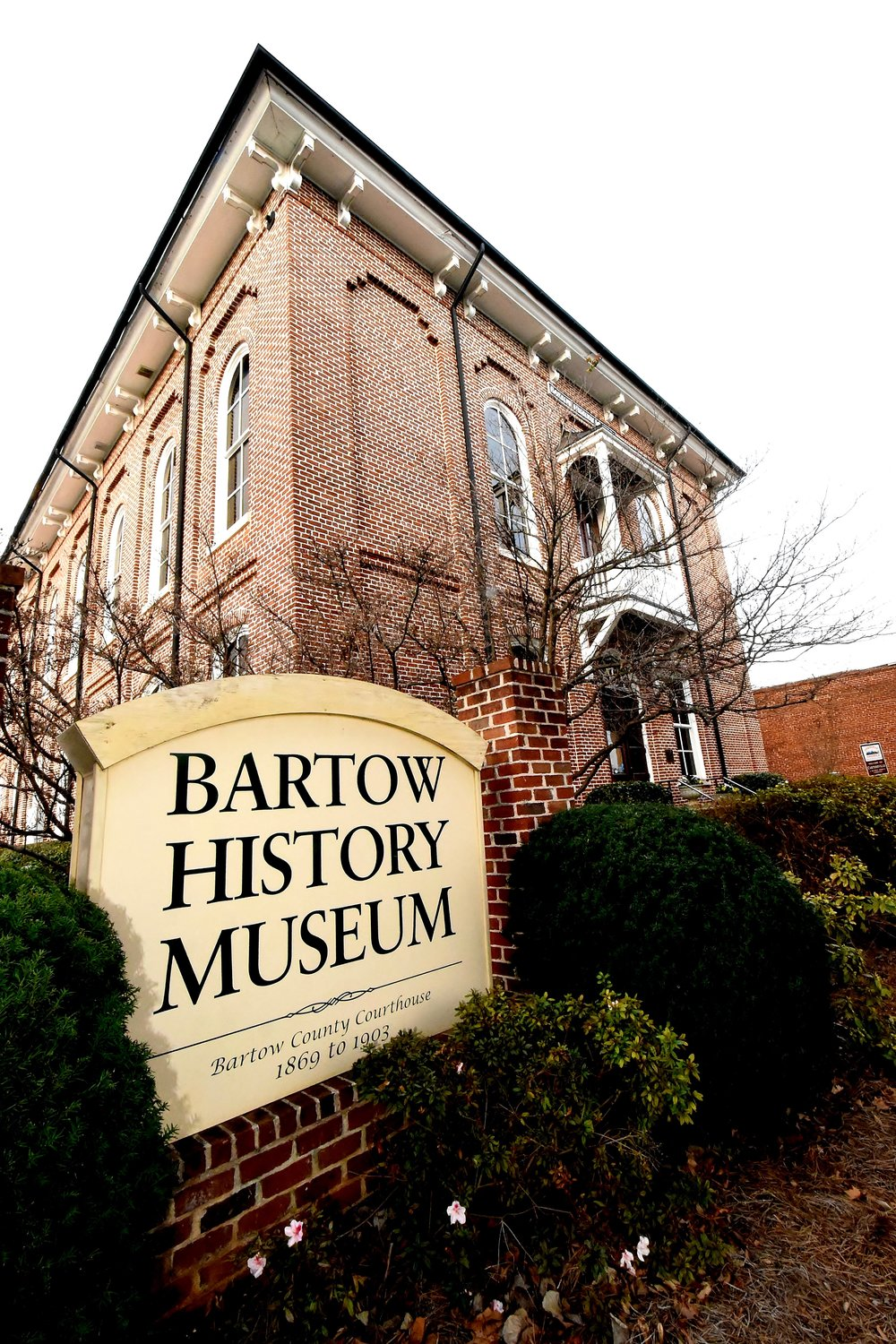 Now home to the Bartow History Museum, the 1869 Courthouse building is celebrating its 150th anniversary.