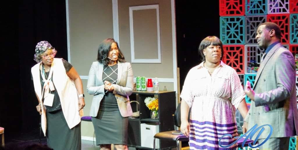"""God's Plan"" will be presented at The Grand Theatre Saturday."