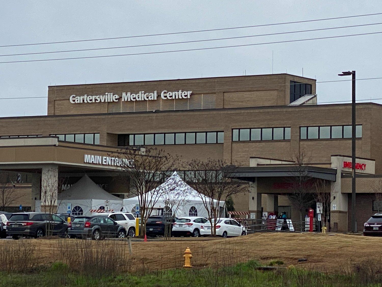 A FLUID SITUATION Cartersville Medical Center responds to ...