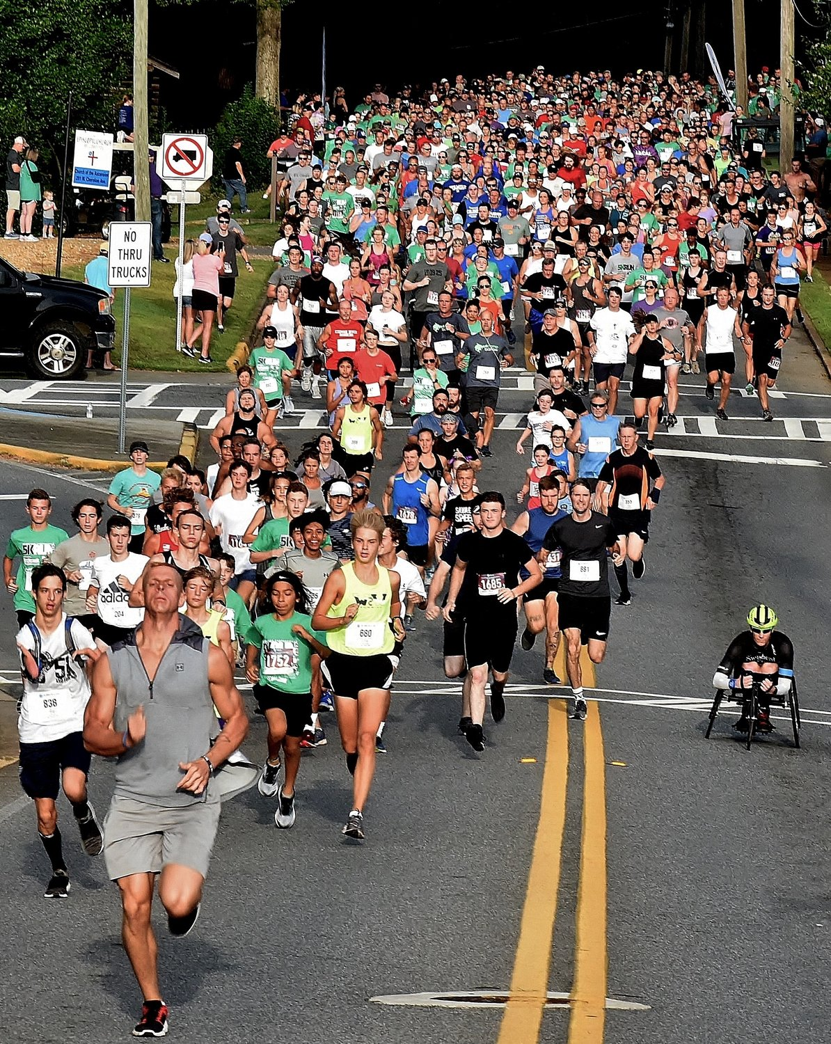 Originally set for Aug. 22, the Downtown Cartersville 5K to benefit Backpack Buddies now will be presented Oct. 31.